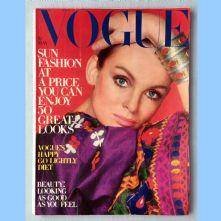 Vogue Magazine - 1970 - May